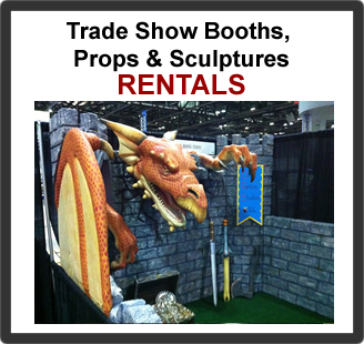 Trade Show Rentals - Booths, Display, Decor, Props