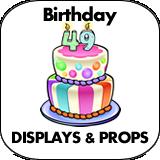 Birthday Cardboard Cutout