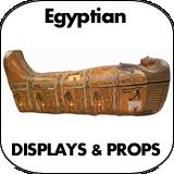 Egyptian Cardboard Cutout