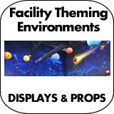 Facility Theming Environments, Props & Signs