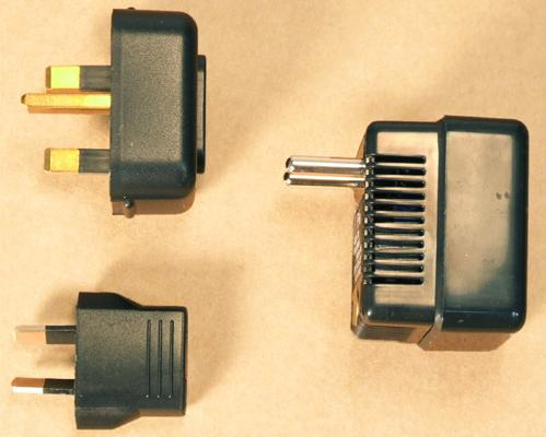 International Pro Power Adapter