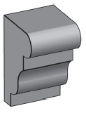 M30 - Architectural Foam Shape - Molding