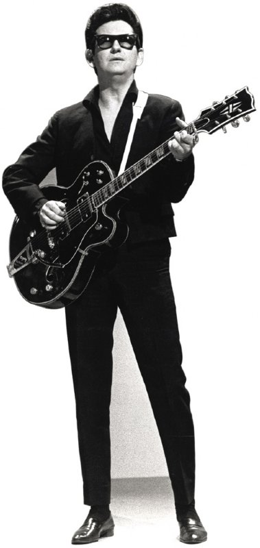 Roy Orbison - Roy Orbison Cardboard Cutout Standup Prop