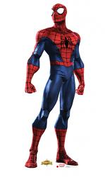 Spiderman Marvel Cardboard Cutout Standup Prop