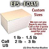 EPS Foam Custom Cut