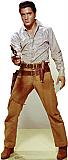 Elvis Gunfighter (Talking) - Elvis Cardboard Cutout Standup Prop