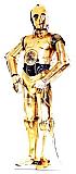 C-3PO Cardboard Standee