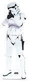Stormtrooper Cardboard Cutout Standup