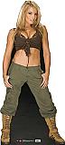 Trish Stratus - WWE Cardboard Cutout Standup Prop