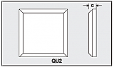 QU2 - Architectural Foam Shape - Quoins