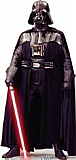 Darth Vader Talking Cardboard Cutout Standup Prop