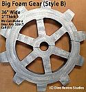 "36"" Big Foam Gear-B Prop"