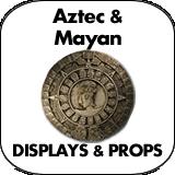 Aztec & Mayan Cardboard Cutout