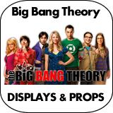 The Big Bang Theory Cardboard Cutout Standup Props