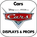 Cars Cardboard Cutout Standup Props