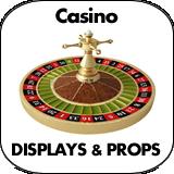 Casino Cardboard Cutout