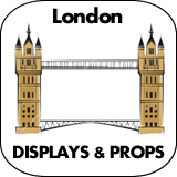London Cardboard Cutouts