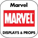 Marvel Cardboard Cutout Standup Props