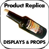 Product Replica Displays & Props