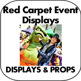 Red Carpet Event Displays
