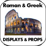 Roman & Greek Cardboard Cutout