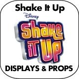 Shake It Up Cardboard Cutout Standup Props