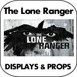 The Lone Ranger Cardboard Cutout Standup Props