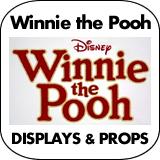 Winnie the Pooh Cardboard Cutout Standup Props