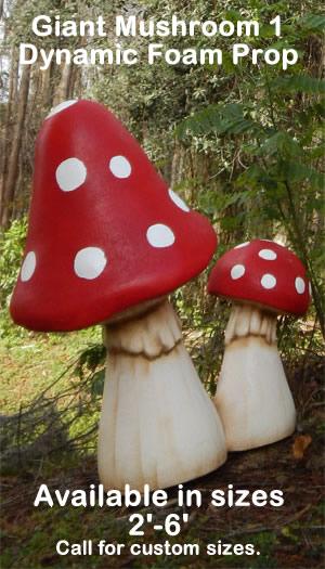 Giant Mushroom 1