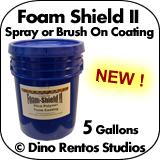 5 Gallon Foam Shield II - Foam Coating