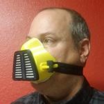 DRPS N95 Face Mask Protective Device - COVID19 Corona Virus & Work Hazards