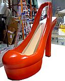 Giant/Big High Heel Foam Prop