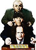 Dewey, Chetum, and Howe - The Three Stooges Cardboard Cutout Standup Prop