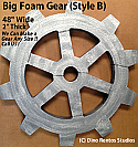 "48"" Big Foam Gear-B Prop"