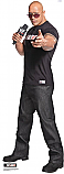 The Rock 2 - WWE Cardboard Cutout Standup Prop