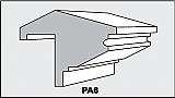 PA6 - Architectural Foam Shape - Parapets & Caps