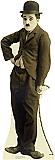 Charlie Chaplin - Little Tramp 2 Cardboard Standee