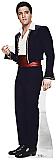 Elvis Bolero Jacket - Elvis Cardboard Cutout Standup Prop