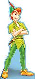Peter Pan - Disney Classics Cardboard Cutout Standup Prop