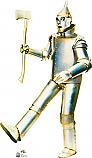 Tin Man - 75th Anniversary - The Wizard of Oz Cardboard Cutout Standup Prop
