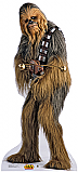 Chewbacca Cardboard Standee